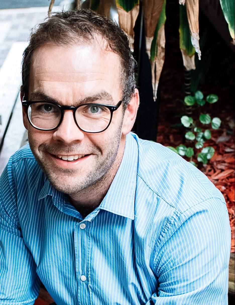 Dr Adam Hall